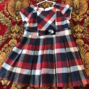 Mayoral Girl's Fleece Dress
